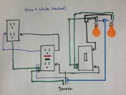 gfi seperate light switch light wont turn off vanity light with on off switch ideas