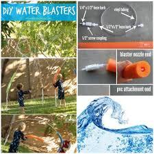 homemade summer pool noodle water sprinkler project