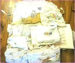 classic pooh crib bedding set the pooh crib bedding vintage the pooh baby bedding classic the