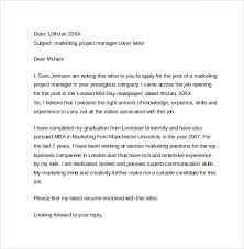 10 Marketing Cover Letter Examples To Download Sample Templates