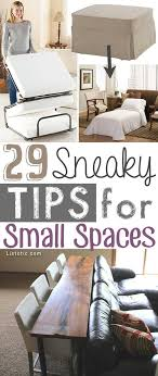 29 sneaky diy small space storage and organization ideas on a budget