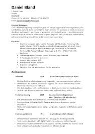 Personal Statement Resume Example Personal Statement Cv Nursing Resume Profile Professional Samples Ho