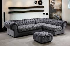 modern fabric sofa set. Unique Fabric Divani Casa Metropolitan  Modern Fabric Sofa Set With Tufted Acrylic  Crystals Throughout