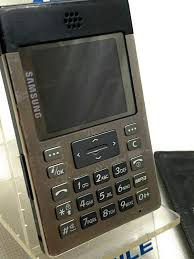 Samsung SGH P300 - Black (Unlocked ...