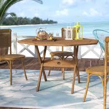elsmere octogonal dining table