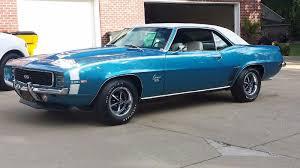 1969 Chevrolet Camaro SS Stock # A132 for sale near Cornelius, NC ...