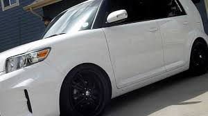 RACELAND COILOVERS 2011 SCION XB - YouTube