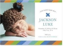 Sample Baby Announcement 3 Free Sample Birth Announcements From Cardstore Com Deal Seeking Mom