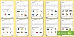 Note how we organize the letter columns below each cvc word in these power phonics worksheets. Phonics Ks1 Resources And Worksheets
