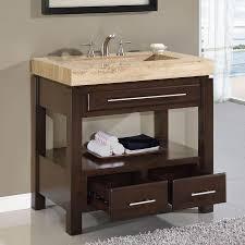 bathroom vanity with sinks