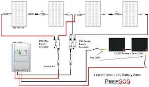 solar system wiring diagram jobdo me Solar Panel Wiring Diagram solar system wiring diagram 4 solar panel wiring diagram caravan solar system wiring diagram