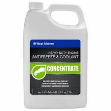Rv Antifreeze Dilution Chart Engine Antifreeze Coolant Gallon