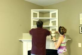 shelf above fireplace shelves corner 3 mantel decorating ideas