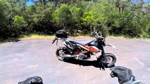 enduro to sumo ktm 690 enduro r supermoto kit youtube