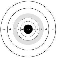 Image result for pistol target