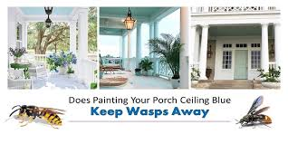 does painting your porch ceiling blue