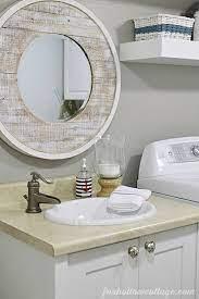 15 Most Creative Diy Beach Themed Bathroom Mirrors That Ll Stun You