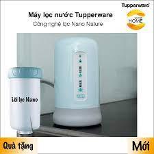 Máy lọc nước Tupperware Nano Nature phiên bản Aqua – Tupperware ❤️ Nấu ăn  ngon mỗi ngày