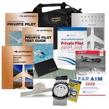 Jeppesen Gfd Private Pilot Kit Part 61