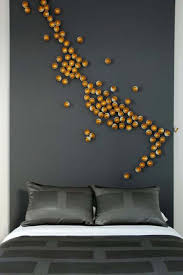 Decorations For Walls In Bedroom Inspirations With Cool Wall Decor Picture