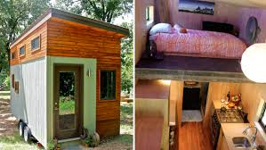 Design Your Own Small Home College Student Builds Tiny Home To Graduate Debt Free