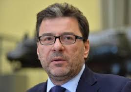 Il Governo assegna a Giancarlo Giorgetti la delega sull'aerospazio |  AEROPOLIS Associazione italiana dell'aerospazio