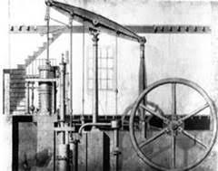 Доклад Физика История изобретения паровых машин Примерно в это же время в Англии над созданием паровой машины работал шотландец Джеймс Уатт Начиная с 1763 года он занимался усовершенствованием