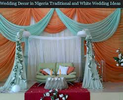 here are some pictures of nigeria wedding decorations to nigeria traditional wedding and white and may you be inspired by them