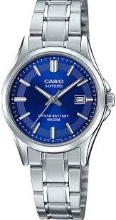 WATCH.UA™ - <b>Женские часы Casio LTS</b>-<b>100D</b>-2A2VEF цена ...