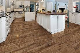ceramic tile that looks like wood planks kitchen tile flooring with kitchen set table