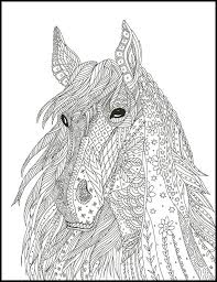 Horse color pages printable archives inside horses color pages. Horse Coloring Pages For Adults Pictures Whitesbelfast