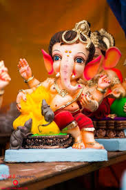 Cute Lord Ganesh Wallpaper Hd : Shree ...