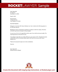 ask for a raise letter salary review letter template the letter sample