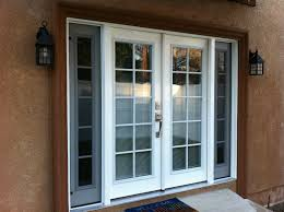 exterior back door with window that opens. back door replaced with double french side opening windows exterior window that opens s