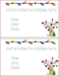 Free Party Invites Templates Free Party Invite Template Guluca