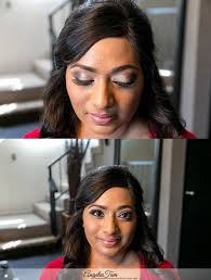 los angeles indian wedding bridal makeup artist and hair stylist angela tam makeup hair team marharani south asian makeup artist
