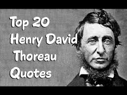 Thoreau Walden Quotes Beauteous Top 48 Henry David Thoreau Quotes Author Of Walden YouTube