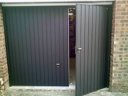 side hinged garage doorsSide Hung Metal Garage Doors  Wageuzi