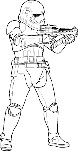 Small Picture Polkadots on Parade Star Wars The Force Awakens Coloring Pages