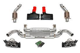 Fabspeed Lamborghini Gallardo Performance Pack (04-08) - Fabcar