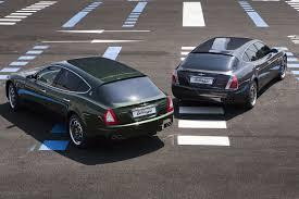 2009 Maserati Quattroporte Bellagio Fastback | Review | SuperCars.net