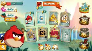 Angry Birds 2 v2.25.2 Mod   Angry birds, Angry birds 2 game, Birds 2