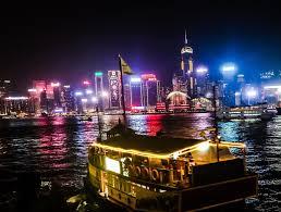 Hong Kong by Myrna Gordon-Covelli | Hong kong, Hong, Kong
