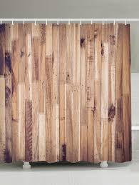 cool fabric shower curtains. Wood Grain Design Fabric Shower Curtain - WOOD W71 INCH * L71 Cool Curtains