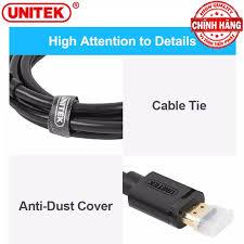 Cáp HDMI 4K Ultra HD và 3D Unitek Y-C143M dài 15m: Mua bán trực tuyến Dây  cáp với giá rẻ