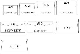 Size Of A2 Envelope Johnclarkson