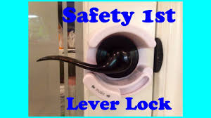 Safety 1st Lever Door Lock Review *valuable tips given!* - YouTube