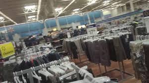 Shopping Inside Walmart Elyria Ohio