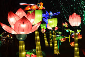kids will love the wild chinese lantern festival at huntsville botanical garden