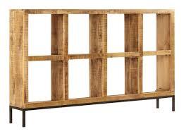 Sideboard 160 X 25 X 95 Cm Mangoholz Massiv